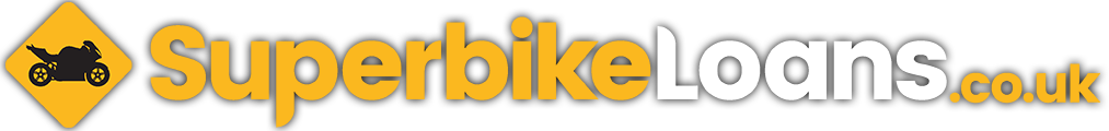 Superbike Loans logo, UK Motorbike Finance specialists